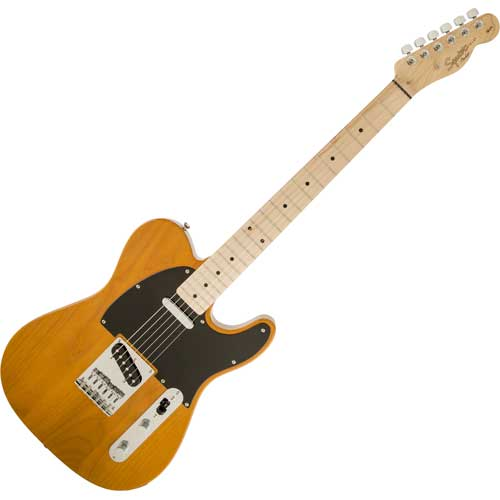 Fender Squier Affinity Telecaster, butterscotch blonde