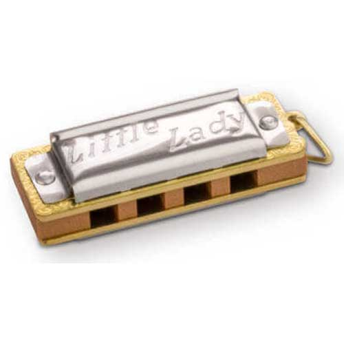 Hohner Mundharmonika Mini Harp Little Lady
