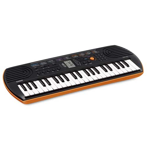 Casio Mini Keyboard SA-76