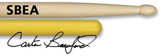 Carter Beauford Signature