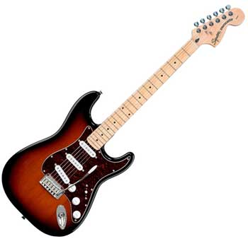 Fender Squier Standard Strat antique burst